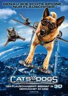 Cats And Dogs - Die Rache der Kitty Kahlohr - Plakat zum Film