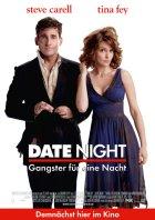 Date Night - Gangster für eine Nacht - Plakat zum Film