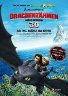 Drachenzähmen leicht gemacht - Plakat zum Film