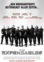 The Expendables - Plakat zum Film