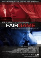 Fair Game - Plakat zum Film