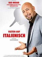 Fasten auf italienisch - Plakat zum Film