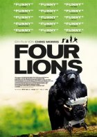 Four Lions - Plakat zum Film