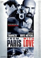 From Paris With Love - Plakat zum Film
