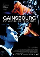 Gainsbourg - Der Mann, der die Frauen liebte - Plakat zum Film