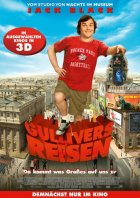 Gullivers Reisen - Da kommt was Großes auf uns zu - Plakat zum Film