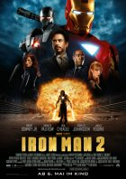 Iron Man 2 - Plakat zum Film