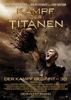 Kampf der Titanen - Plakat zum Film