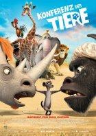 Konferenz der Tiere - Plakat zum Film