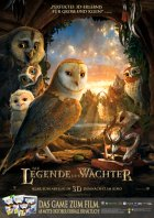 Die Legende der Wächter - Plakat zum Film