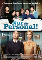 Nur für Personal! - Plakat zum Film