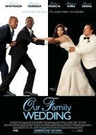 Our Family Wedding - Plakat zum Film