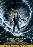 Percy Jackson - Diebe im Olymp - Plakat zum Film