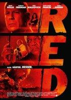 R.E.D. - Älter. härter. besser - Plakat zum Film