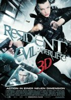 Resident Evil: Afterlife - Plakat zum Film