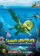 Sammys Abenteuer - Die Suche nach der geheimen Passage - Plakat zum Film
