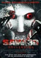 Saw 3D - Vollendung - Plakat zum Film