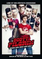 Scott Pilgrim gegen den Rest der Welt - Plakat zum Film