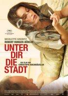 Unter dir die Stadt - Plakat zum Film