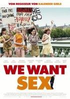 We Want Sex - Plakat zum Film