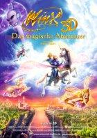 Winx Club - Das magische Abenteuer - Plakat zum Film