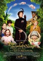 Eine zauberhafte Nanny - Knall auf Fall in ein neues Abenteuer - Plakat zum Film