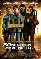 30 Minuten oder weniger - Plakat zum Film
