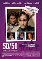 50/50 - Freunde fürs (Über)Leben - Plakat zum Film