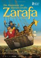 Die Abenteuer der kleinen Giraffe Zarafa - Plakat zum Film