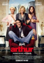 Arthur - Plakat zum Film