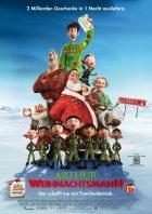 Arthur Weihnachtsmann - Plakat zum Film