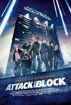 Attack The Block - Plakat zum Film