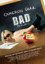 Bad Teacher - Plakat zum Film