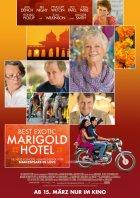 Best Exotic Marigold Hotel - Plakat zum Film