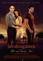Breaking Dawn - Bis(s) zum Ende der Nacht, Teil 1 - Plakat zum Film