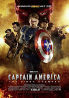 Captain America - The First Avenger - Plakat zum Film