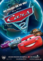 Cars 2 - Plakat zum Film