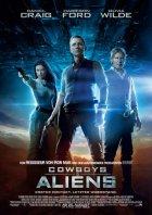 Cowboys And Aliens - Plakat zum Film