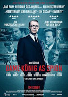 Dame, König, As, Spion - Plakat zum Film