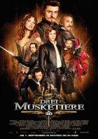 Die drei Musketiere - Plakat zum Film