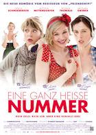 Eine ganz heiße Nummer - Plakat zum Film