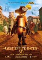Der gestiefelte Kater - Plakat zum Film