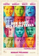 Der Gott des Gemetzels - Plakat zum Film