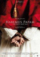 Habemus Papam - Ein Papst büxt aus! - Plakat zum Film