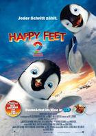Happy Feet 2 - Plakat zum Film