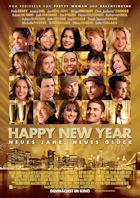 Happy New Year - Plakat zum Film
