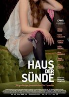 Haus der Sünde - Plakat zum Film