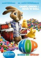 Hop - Osterhase oder Superstar? - Plakat zum Film