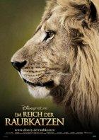 Im Reich der Raubkatzen - Plakat zum Film