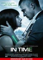 In Time - Deine Zeit läuft ab - Plakat zum Film